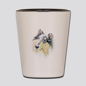 COLLIE - DOG Shot Glass